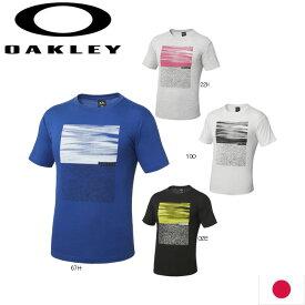OAKLEY 456688JP CIRCULAR TECHNICAL TC TEE.17.05 日本仕様 オークリー サーキュラーテクニカルTシャツ