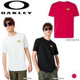 OAKLEY 457867 OAKLEY TEAM TEE オークリー USA チーム 半袖Tシャツ 日本仕様