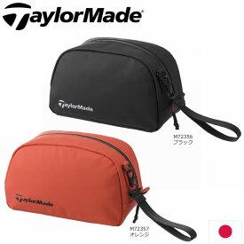 AWU99 M72356/72357 TaylorMade テーラーメイド シティテック ポーチ ゴルフバッグ