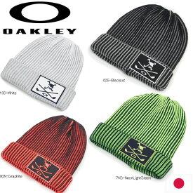 OAKLEY 912245JP SKULL CLUB BEANIE 13.0 日本仕様 オークリー スカル クラブ ビーニー 13.0 ニット帽 ニットキャップ