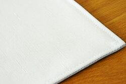 yuki×TEESFACTORYリバーシブルランチョンマット「fit」【送料無料おしゃれ日本製撥水レザー北欧雑貨ランチマット無地】