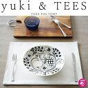 yuki×TEES FACTORY リバーシブル ランチョンマット「fit」【送料無料 おしゃれ 日本製 撥水 レザー 北欧 雑貨 ランチ…
