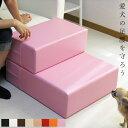 【クーポン対象】愛犬家が作った ドッグステップ「CHITO-Lサイズ」【犬 階段 ステップ スロープ クッション ベッド ソ…