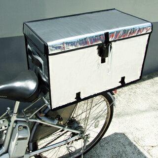 日本製 保温・保冷 自転車荷台用【新型 自転車BOX】自転車で宅配デリバリー お寿司 お弁当 ドリンク ハンバーガーに最適 業務用 自転車ボックス
