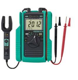 共立電気計器 KEWMATE 2012RA AC/DCクランプ付デジタルマルチメータ 実効値タイプ『KEWMATE2012RA』 『2012RA共立』 KYORITSU