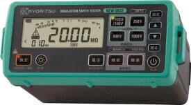 共立電気計器 KEW6022デジタル絶縁・接地抵抗計 スタンダードモデル 『6022共立』 KYORITSU