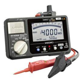 日置電機 HIOKI IR4052-11 5レンジ絶縁抵抗計 スイッチ付リード付属 50/125/250/500/1000V 『IR405211日置』『405211日置』