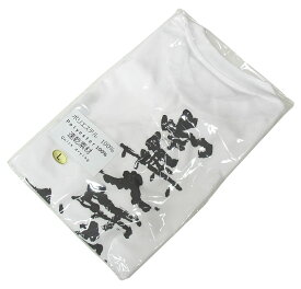 大師速乾Tシャツ【ホワイト生地】【ブラック文字】歩きのお遍路さんにおすすめする速乾タイプ≪白衣を模したシャツです。巡礼の旅に好適≫[お遍路グッズ][お遍路用品]