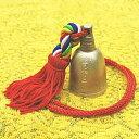 宝響ミニリン・金色(国産鋳物で作られた贅沢な持鈴(じれい)です)[お遍路グッズ][お遍路用品]