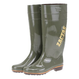 newカラー!!弘進ゴム 日本製 メンズ レインブーツ 耐油長靴 水産長靴 厨房長靴 漁師など ザクタスZ-100 カーキ