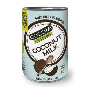 ココミ オーガニックココナッツミルク 400ml