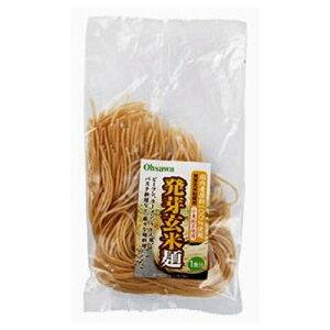 オーサワ <小麦粉不使用> 発芽玄米麺 120g