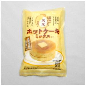 桜井食品 お米のホットケーキミックス 〔ビート糖入)〕200g