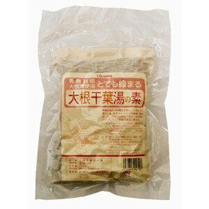 オーサワの長崎産 大根干葉湯の素 100g