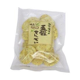 味泉 自然風味の「五穀せんべい」 100g