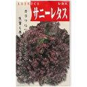 在来種/固定種/野菜のタネ「サニーレタス1ml約300粒」畑懐〔はふう〕の種【メール便可】