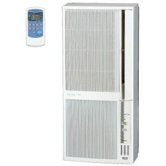 電暈為 Windows 空調 CWH A1816 (WS) 殼白色加熱和冷卻的在日本工作不必要牆洞取得兩個類型電暈要求室外機不是必需的