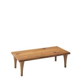 飛騨産業 森のことばシリーズ 長方形リビングテーブル SN107T キツツキマーク 【代引対象外】