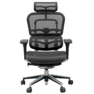 In The Case Of Ergohuman エルゴヒューマン Office Chair Basic Belonging To A Headrest Eh Ham Km 11 Black Erastus Merrick Mesh Collect On Delivery It