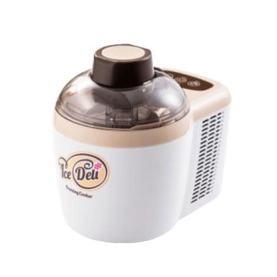 ハイアール フリージング・クッカー アイスデリ JL-ICM710A(W) アイスクリームメーカー