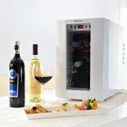 Dometic(ドメティック) DW6-WH スノーホワイト 小型ワインセラー 〜6本収納 ※代引除き送料無料