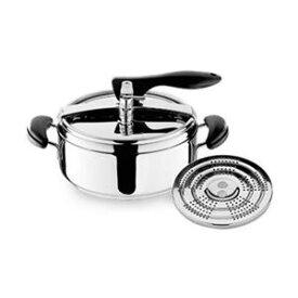 ラゴスティーナ・圧力鍋(PRESSURECOOKER) 圧力なべ3.5L 010013010522