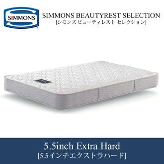 席梦思床垫 5.5 英寸额外硬席梦思选择半 AB1521A-SD