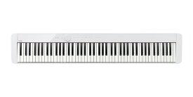 会員価格ページあり 【ペダル1本付】CASIO カシオ計算機 / デジタルピアノ 電子ピアノ キーボード エレキピアノ Privia / PX-S1000 WE ホワイト 【送料無料】