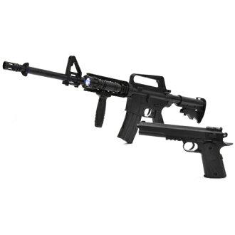 berusosu害鳥獸類對策氣槍配套元件黑色VS-C-M4 VERSOS