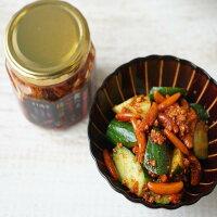 ごま福堂食べる胡麻辣油と柿の種