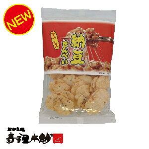 寺子屋本舗 せんべい 海鮮納豆 80g