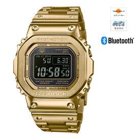 【割引クーポン対象品】G-SHOCK MULTIBAND6 ソーラー電波時計 Bluetooth通信機能 CASIO (カシオ) GMW-B5000GD-9JF★
