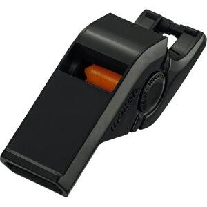 【モルテン】 PEホイッスル ロープ付 [カラー:黒] #RA0050-K 【スポーツ・アウトドア:アウトドア:ホイッスル】【MOLTEN】