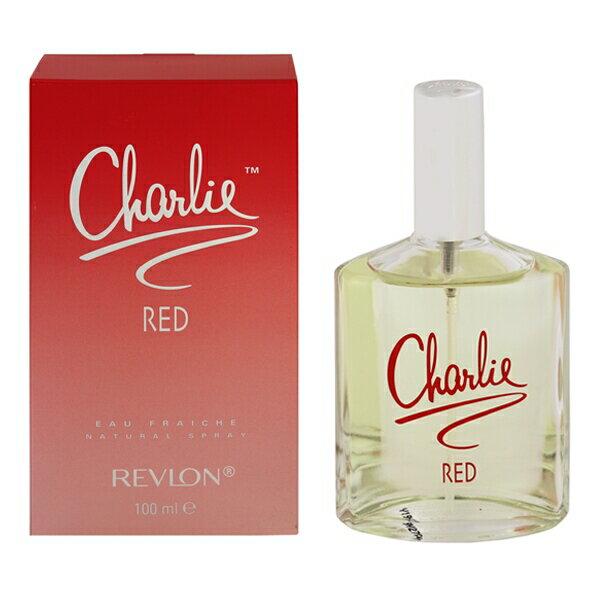【レブロン】 チャーリ— レッド オ— フレーシュ 100ml 【香水・フレグランス:フルボトル:レディース・女性用】【チャーリー】【REVLON CHARLIE RED EAU FRAICHE】