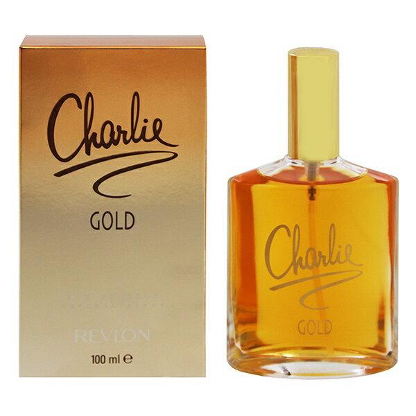 【レブロン】 チャーリ— ゴールド オ— フレーシュ 100ml 【香水・フレグランス:フルボトル:レディース・女性用】【チャーリー】【REVLON CHARLIE GOLD EAU FRAICHE】