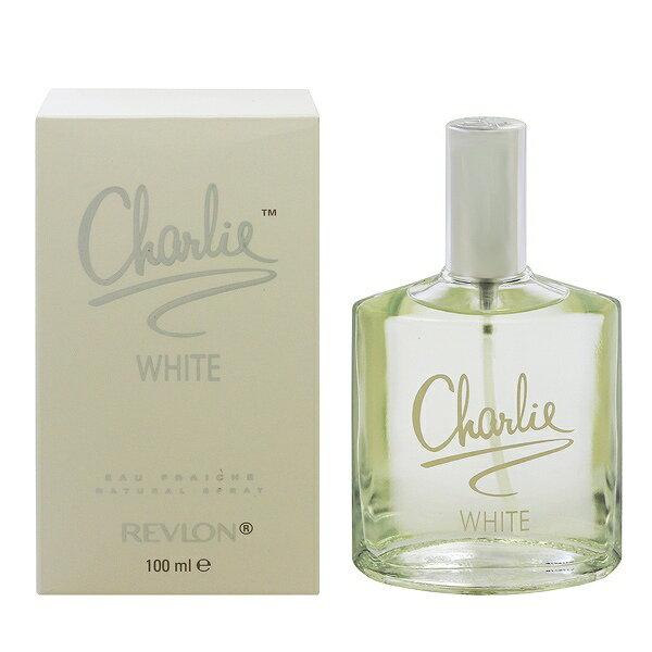 【レブロン】 チャーリ— ホワイト オ— フレーシュ 100ml 【香水・フレグランス:フルボトル:レディース・女性用】【チャーリー】【REVLON CHARLIE WHITE EAU FRAICHE】