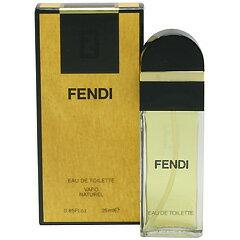 【フェンディ】 フェンディ オーデトワレ・スプレータイプ 25ml 【香水・フレグランス:フルボトル:レディース・女性用】【フェンディ】【FENDI FENDI EAU DE TOILETTE SPRAY】