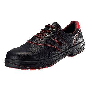 【シモン】 安全靴 シモンライト SL11-R 黒/赤 27cm 【日用品・生活雑貨:DIY:日曜大工・作業用品:作業用品:安全靴】【安全靴 シモンライト SL11-R 黒/赤】【SIMON】