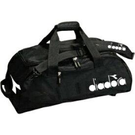 【ディアドラ】 TEAM 3WAYバッグ [カラー:ブラック] [サイズ:60×24×25cm] #DFB8607-99 【スポーツ・アウトドア:アウトドア:バッグ】【DIADORA】