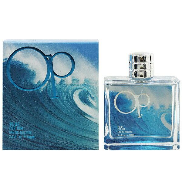 【オーシャンパシフィック】 ブル— フォーヒム オーデトワレ・スプレータイプ 100ml 【香水・フレグランス:フルボトル:メンズ・男性用】【OCEAN PACIFIC BLUE FOR HIM EAU DE TOILETTE SPRAY】