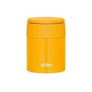 【サーモス】 真空断熱スープジャ? JBQ301 [容量:300ml] [カラー:マスタード] #JBQ-301-MSD 【キッチン用品:お弁当グッズ:お弁当箱:保温機能付き】【THERMOS】