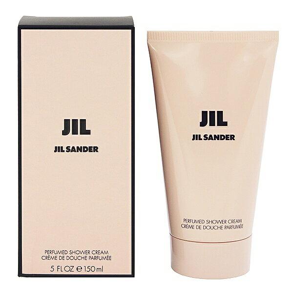 【ジルサンダ—】 ジル パフュームド シャワークリーム (箱なし) 150ml 【香水・フレグランス:フレグランス系ヘアケア・バス用品:入浴料・シャワージェル】【ジル】【JIL SANDER JIL PERFUMED SHOWER CREAM】
