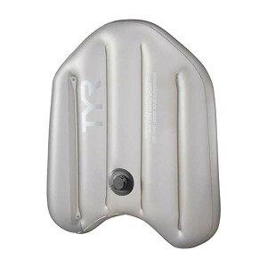 【ティア】 インフレータブルキックボード 空気注入式ビート板 [カラー:グレー] [サイズ:41×31×6cm] #LINFLTKB-GY 【スポーツ・アウトドア:水泳:練習用具:ビート板】【TYR INFLATABLE KICKBOARD】