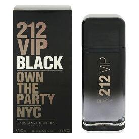 【キャロライナヘレラ】 212 VIP メン ブラック オーデパルファム・スプレータイプ 200ml 【香水・フレグランス:フルボトル:メンズ・男性用】【212 VIP】【CAROLINA HERRERA 212 VIP BLACK EAU DE PARFUM FOR MEN SPRAY】