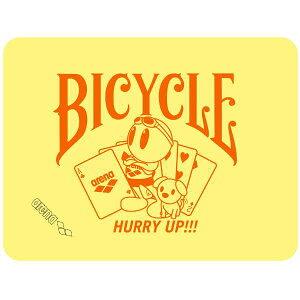 【5%offなどお得なクーポン(要獲得) 11/26 9:59まで】 【送料込み(沖縄・離島を除く)】 BICYCLE セームタオル(M) [カラー:イエロー] [サイズ:40×35cm] #FAR-9925-YEL [あす楽] 【アリーナ: スポーツ・アウ