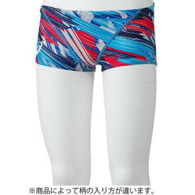 【アシックス】 ボックス メンズ競泳水着 [サイズ:L] [カラー:アイランドブルー] #2161A045-400 【スポーツ・アウトドア:水泳:競技水着:メンズ競技水着】【ASICS】