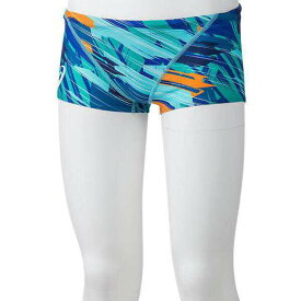 【アシックス】 ボックス メンズ競泳水着 [サイズ:L] [カラー:アイスミント] #2161A045-401 【スポーツ・アウトドア:水泳:競技水着:メンズ競技水着】【ASICS】