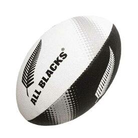 【ギルバート】 オールブラックス ミニボール ラグビーボール [カラー:ブラック×ホワイト] [サイズ:直径約16cm] #GR-ABminbw 【スポーツ・アウトドア:ラグビー:ボール】【GILBERT】