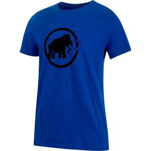 【マムート】 ロゴ Tシャツ AF(メンズ) [サイズ:M(日本サイズL相当)] [カラー:サーフPRT2] #101701480-50175 【スポーツ・アウトドア:その他雑貨】【MAMMUT Logo T-Shirt AF Men】