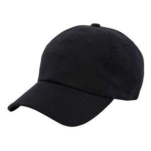 【マーモット】 3D ロゴキャップ [カラー:ブラック] [サイズ:頭囲目安56-59cm] #TOAOJC38-BK 【スポーツ・アウトドア:その他雑貨】【MARMOT 3D Logo Cap】